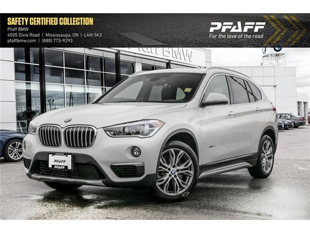 2018 BMW X1 xDrive28i (Stk: U5219) in Mississauga - Image 1 of 18