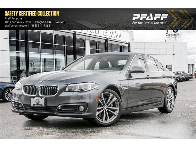 2016 BMW 535i xDrive (Stk: U5220) in Mississauga - Image 1 of 20