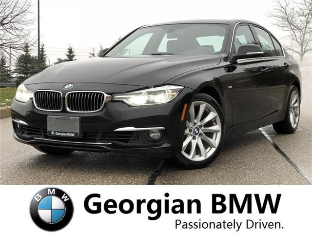 2016 BMW 328i xDrive (Stk: B18201-1) in Barrie - Image 2 of 21