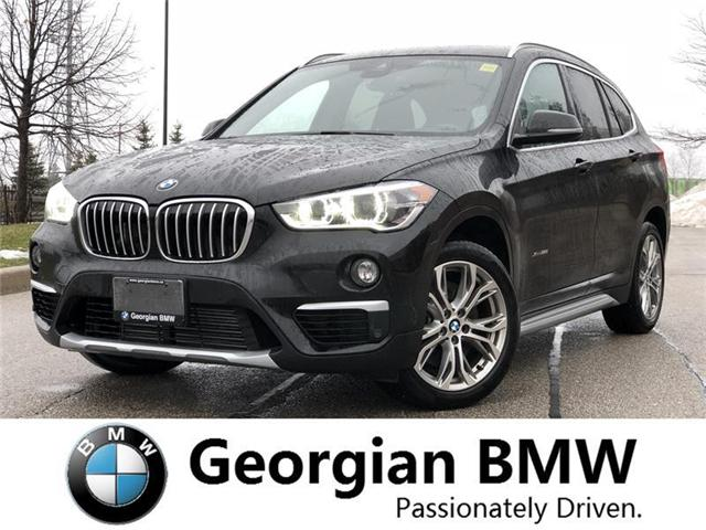 2017 BMW X1 xDrive28i (Stk: P1408) in Barrie - Image 1 of 19