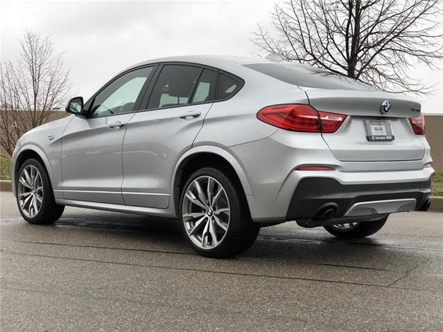 2018 BMW X4 M40i (Stk: P1409) in Barrie - Image 6 of 21