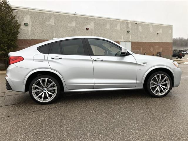 2018 BMW X4 M40i (Stk: P1409) in Barrie - Image 9 of 21
