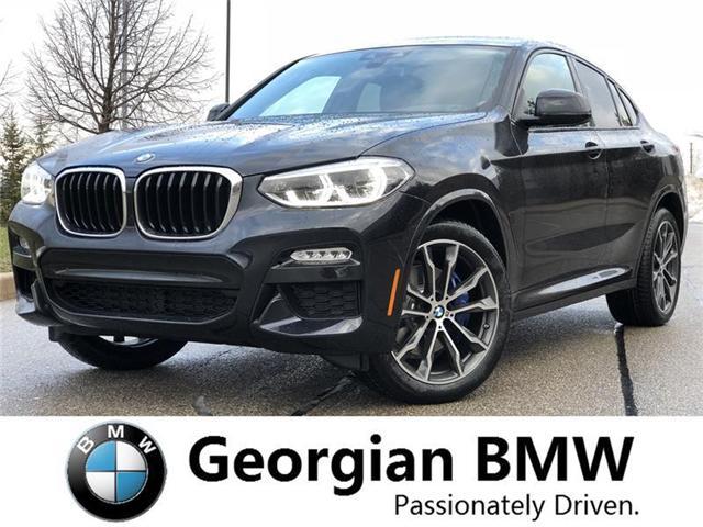 2019 BMW X4 xDrive30i (Stk: B19080) in Barrie - Image 1 of 20