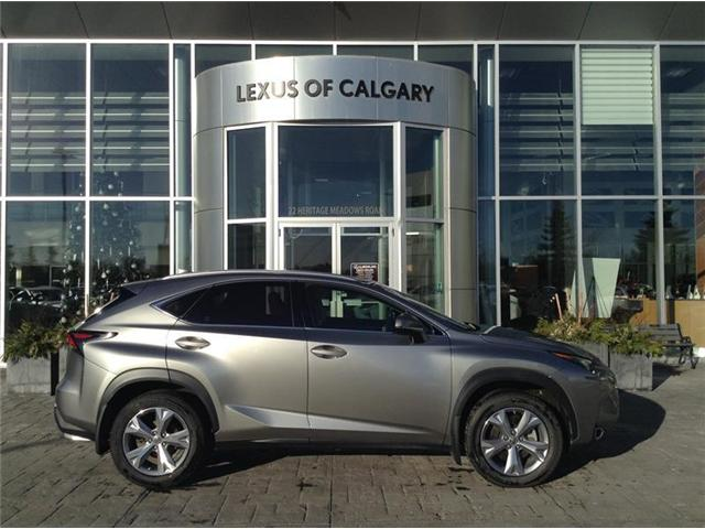 2017 Lexus NX 200t Base (Stk: 3882A) in Calgary - Image 1 of 7