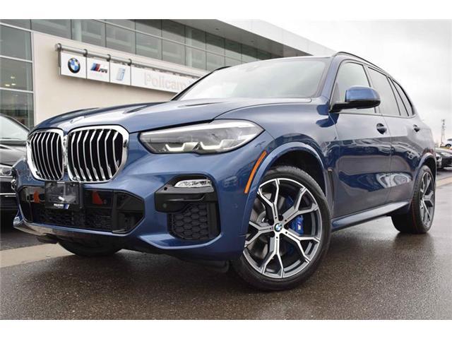 2019 BMW X5 xDrive40i (Stk: 9L02122) in Brampton - Image 1 of 12