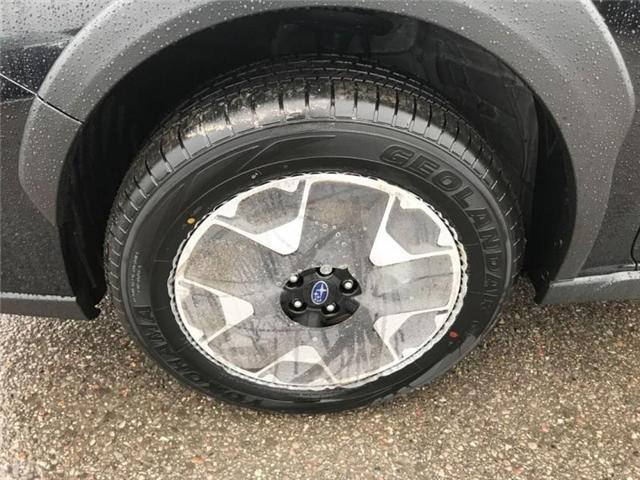 2019 Subaru Crosstrek Sport (Stk: S19234) in Newmarket - Image 9 of 20