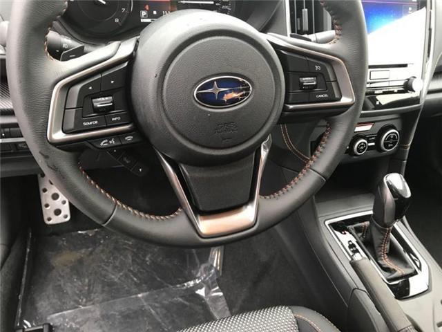 2019 Subaru Crosstrek Sport (Stk: S19234) in Newmarket - Image 15 of 20