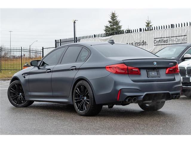 2018 BMW M5 Base (Stk: 82952A) in Ajax - Image 4 of 22