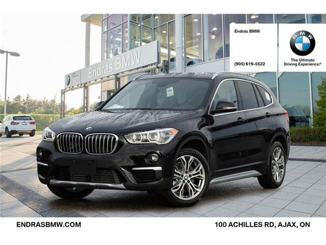 2018 BMW X1 xDrive28i (Stk: 12923) in Ajax - Image 1 of 20