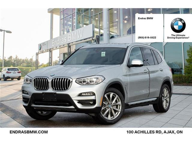 2019 BMW X3 xDrive30i (Stk: 35410) in Ajax - Image 1 of 20