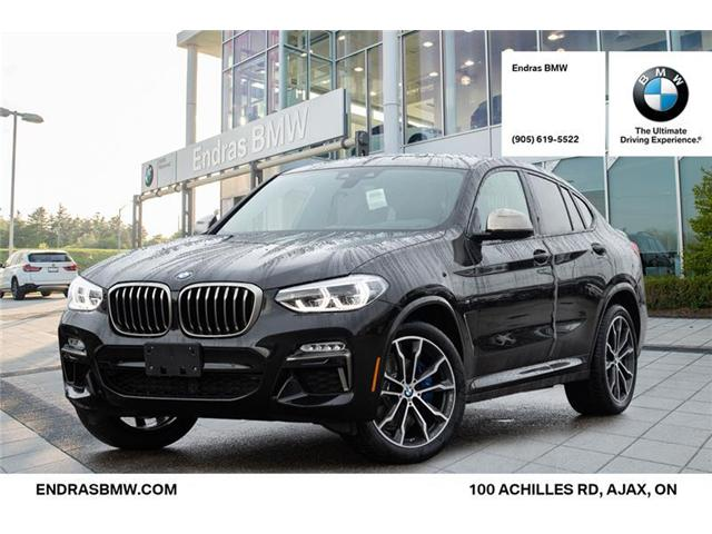 2019 BMW X4 M40i (Stk: 41018) in Ajax - Image 1 of 22