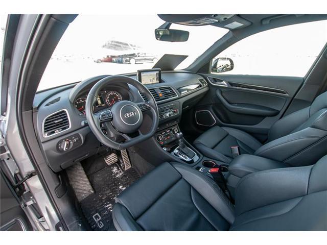 2018 Audi Q3 2.0T Technik (Stk: N4499) in Calgary - Image 4 of 8
