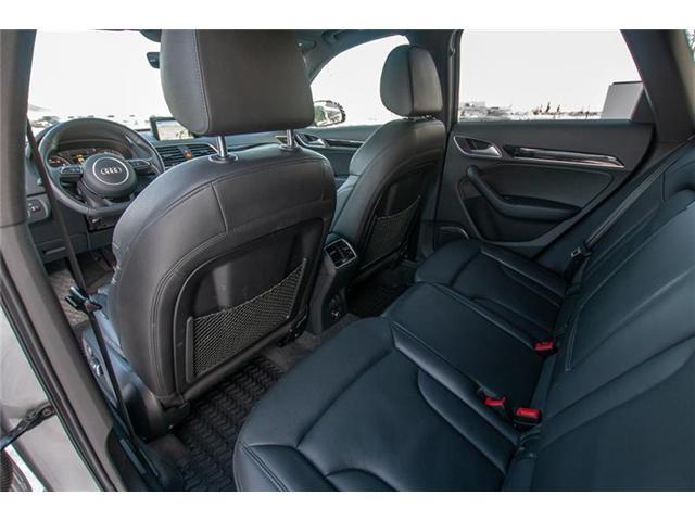 2018 Audi Q3 2.0T Technik (Stk: N4499) in Calgary - Image 5 of 8