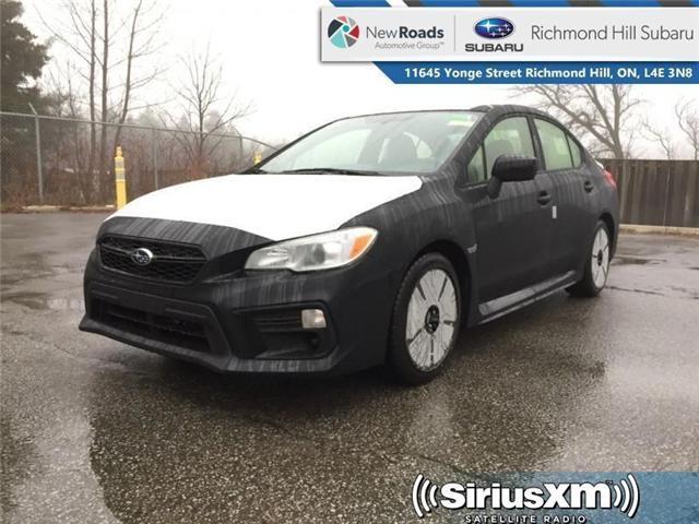 2019 Subaru WRX Manual (Stk: 32353) in RICHMOND HILL - Image 1 of 19