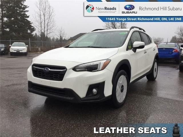 2019 Subaru Crosstrek Limited CVT w/EyeSight Pkg (Stk: 32352) in RICHMOND HILL - Image 1 of 19