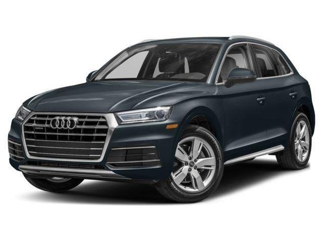 2019 Audi Q5 45 Progressiv (Stk: N5035) in Calgary - Image 1 of 9