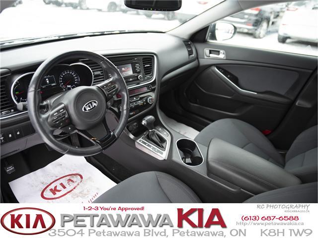 2014 Kia Optima Hybrid EX (Stk: 19068-1) in Petawawa - Image 7 of 21