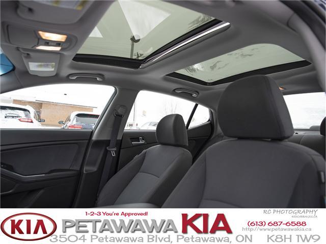2014 Kia Optima Hybrid EX (Stk: 19068-1) in Petawawa - Image 8 of 21