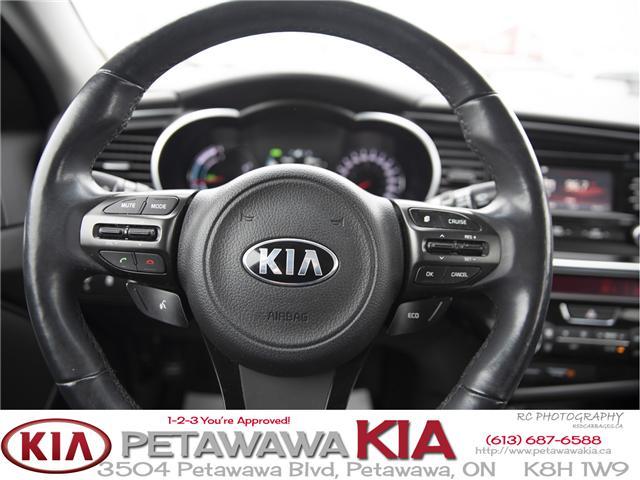 2014 Kia Optima Hybrid EX (Stk: 19068-1) in Petawawa - Image 10 of 21