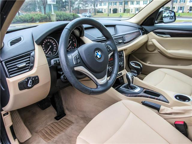 2015 BMW X1 xDrive28i (Stk: P8729) in Thornhill - Image 7 of 25