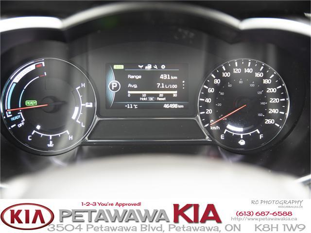 2014 Kia Optima Hybrid EX (Stk: 19068-1) in Petawawa - Image 11 of 21