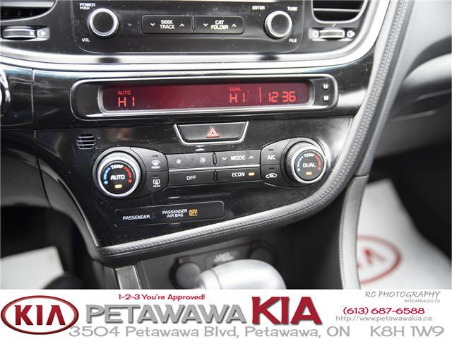 2014 Kia Optima Hybrid EX (Stk: 19068-1) in Petawawa - Image 13 of 21