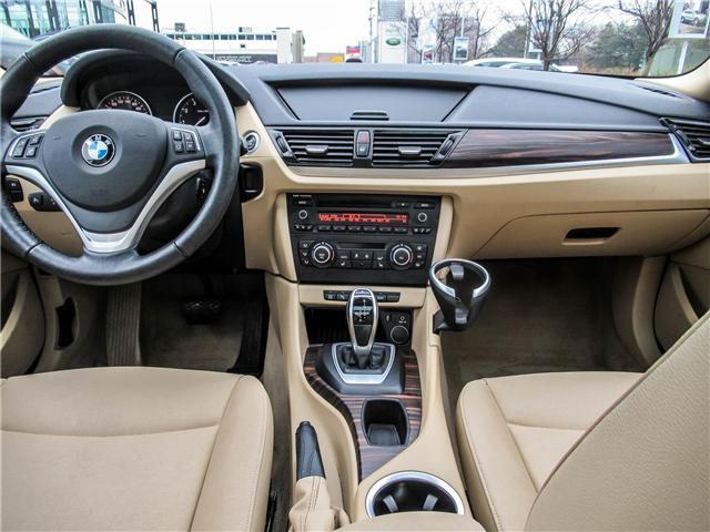 2015 BMW X1 xDrive28i (Stk: P8729) in Thornhill - Image 10 of 25