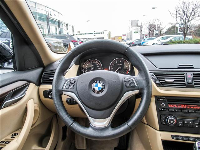 2015 BMW X1 xDrive28i (Stk: P8729) in Thornhill - Image 11 of 25
