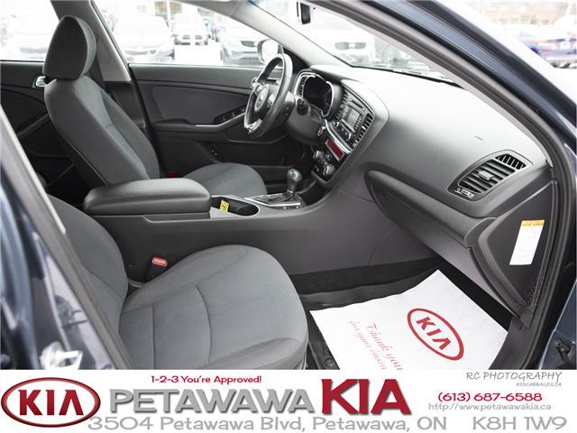 2014 Kia Optima Hybrid EX (Stk: 19068-1) in Petawawa - Image 16 of 21