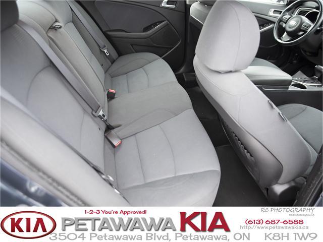 2014 Kia Optima Hybrid EX (Stk: 19068-1) in Petawawa - Image 17 of 21