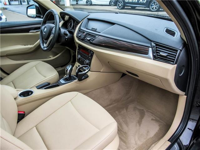 2015 BMW X1 xDrive28i (Stk: P8729) in Thornhill - Image 14 of 25