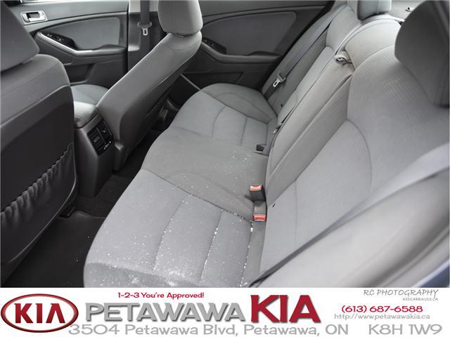 2014 Kia Optima Hybrid EX (Stk: 19068-1) in Petawawa - Image 19 of 21
