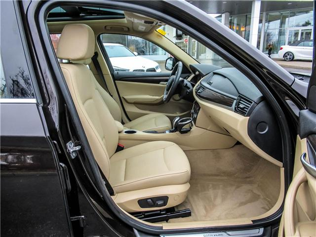 2015 BMW X1 xDrive28i (Stk: P8729) in Thornhill - Image 15 of 25