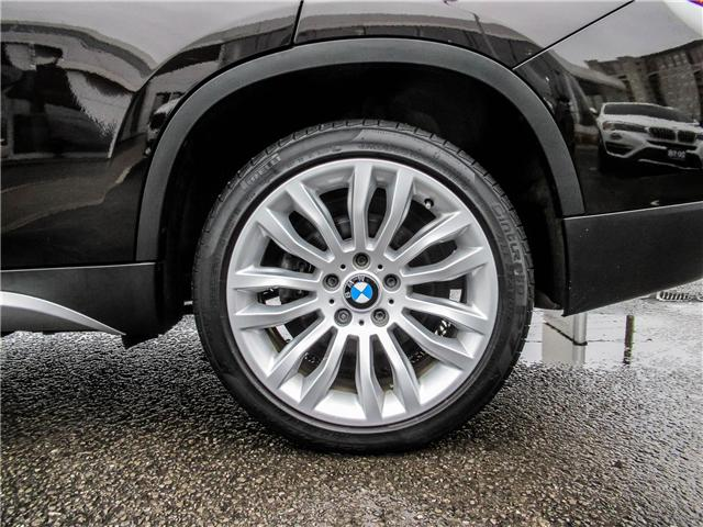 2015 BMW X1 xDrive28i (Stk: P8729) in Thornhill - Image 19 of 25