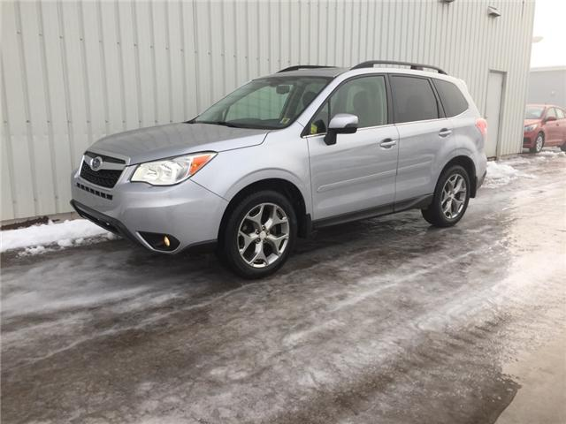 2016 Subaru Forester 2.5i Limited Package (Stk: PRO0535) in Charlottetown - Image 1 of 30