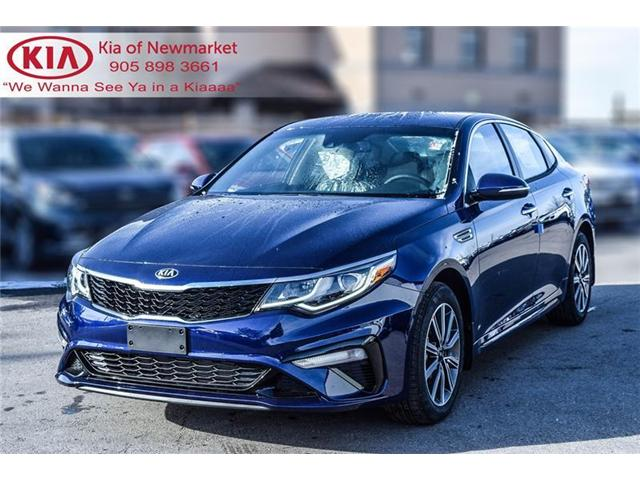 2019 Kia Optima LX+ (Stk: 190230) in Newmarket - Image 1 of 20