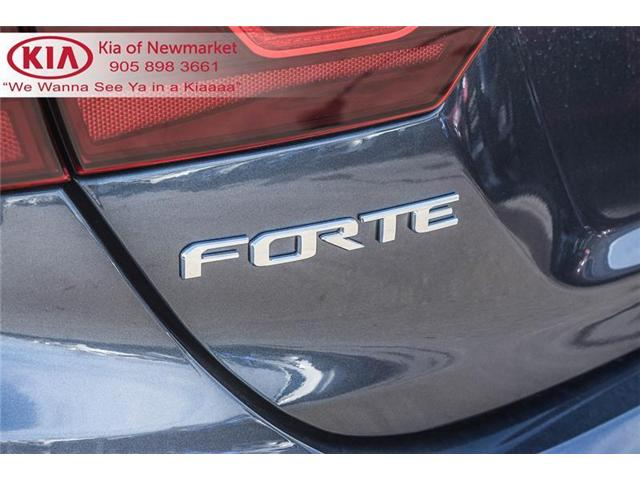 2019 Kia Forte  (Stk: 190243) in Newmarket - Image 20 of 20