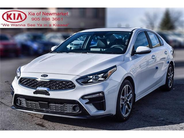2019 Kia Forte  (Stk: 190260) in Newmarket - Image 1 of 20