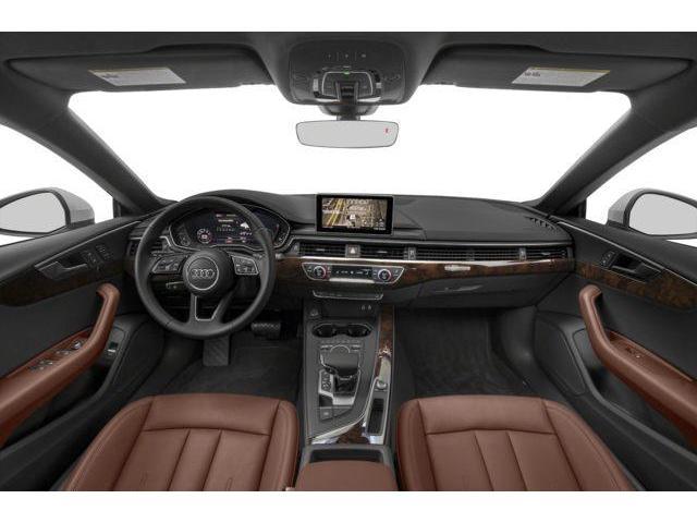 2019 Audi A5 45 Progressiv (Stk: 190206) in Toronto - Image 5 of 9