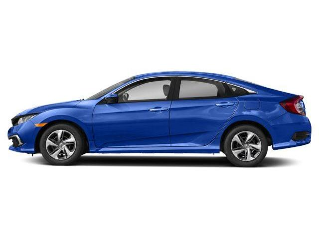 2019 Honda Civic LX (Stk: 19-0666) in Scarborough - Image 2 of 9