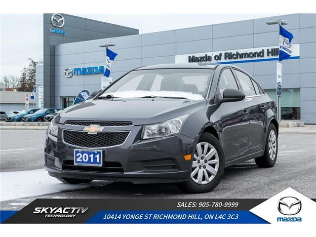 2011 Chevrolet Cruze LS (Stk: 18-726A) in Richmond Hill - Image 1 of 17