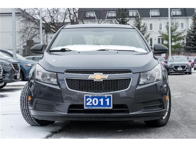 2011 Chevrolet Cruze LS (Stk: 18-726A) in Richmond Hill - Image 2 of 17