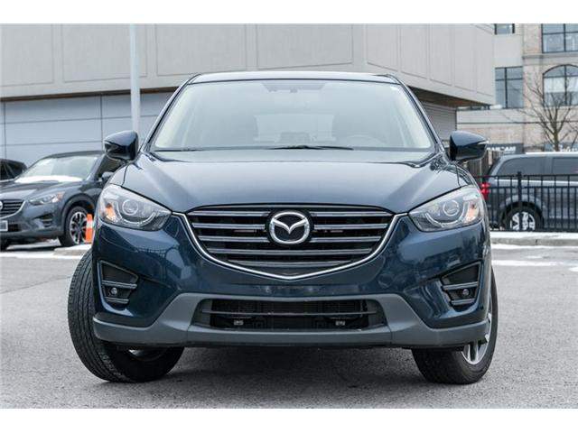2016 Mazda CX-5 GT (Stk: 19-095A) in Richmond Hill - Image 2 of 20