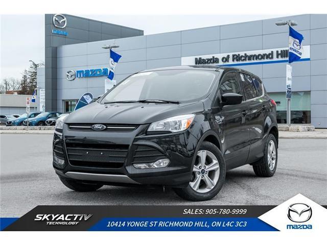 2015 Ford Escape SE (Stk: P0341) in Richmond Hill - Image 1 of 19