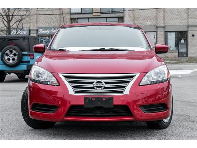 2014 Nissan Sentra 1.8 SV (Stk: P0342) in Richmond Hill - Image 2 of 18