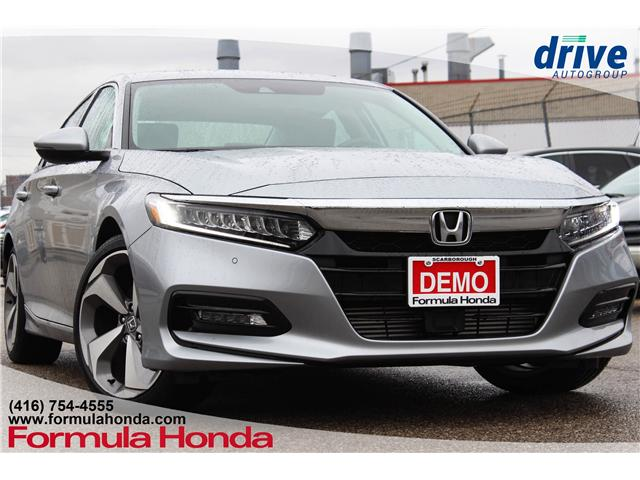 2018 Honda Accord Touring (Stk: 18-0179D) in Scarborough - Image 1 of 33