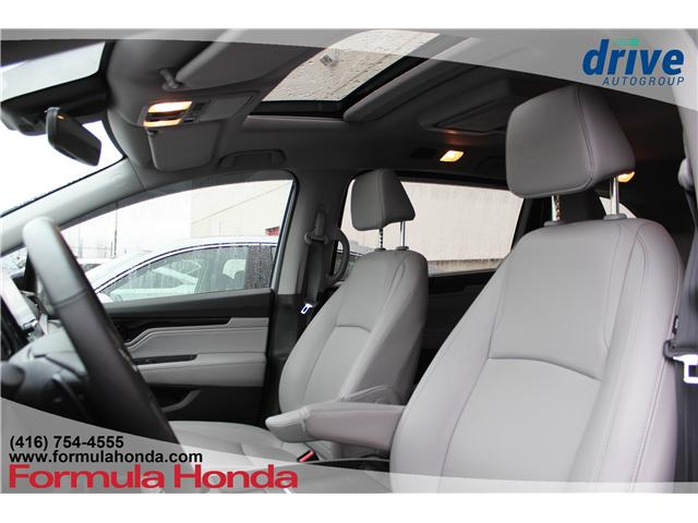 2019 Honda Odyssey Touring (Stk: 19-0084D) in Scarborough - Image 8 of 36