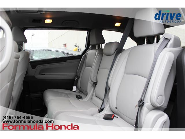 2019 Honda Odyssey Touring (Stk: 19-0084D) in Scarborough - Image 26 of 36