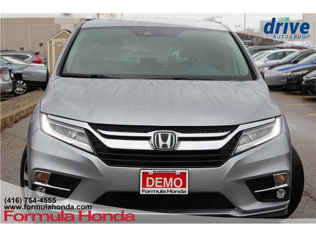2019 Honda Odyssey Touring (Stk: 19-0084D) in Scarborough - Image 3 of 36