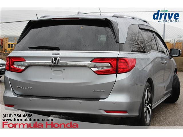 2019 Honda Odyssey Touring (Stk: 19-0084D) in Scarborough - Image 7 of 36